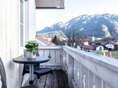 Familienzimmer-Balkon