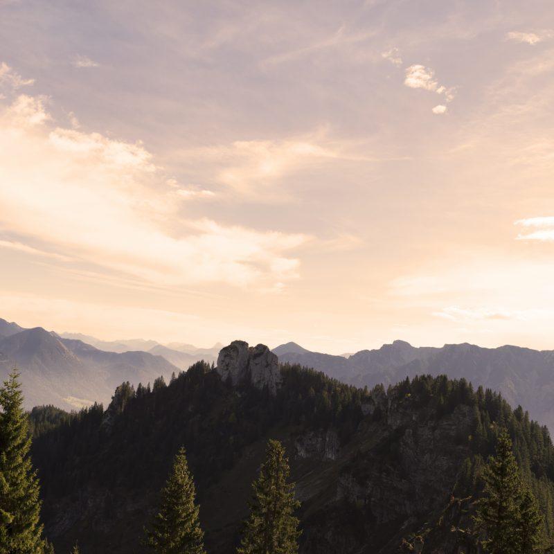 Die Oberammergauer Alpen